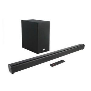 JBL Cinema SB260 soundbar 2.1 audio home theater HDMI ARC TV film bluetooth 3 canali - garanzia ufficiale Italia