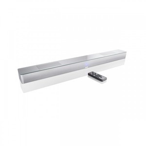 Canton SMART SOUNDBAR 10 Soundbar con due diffusori Dolby Atmos colore silver