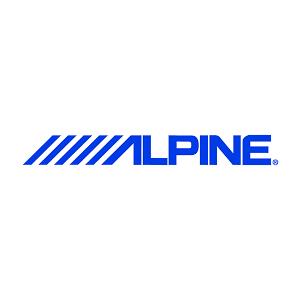 ALPINE KCE-BLUEBACK