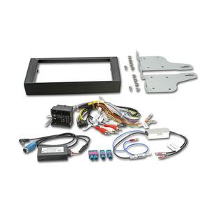 KIT-8A4D Kit di installazione può essere utilizzato con i modelli Audi A4 (B6/ B7) tra il 2001 e il  2008  e i modelli Seat Exeo