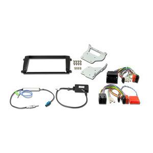 KIT-8CYE Kit di installazione per monitor 8'' dedicato alla Porsche Cayenne fino al 2010